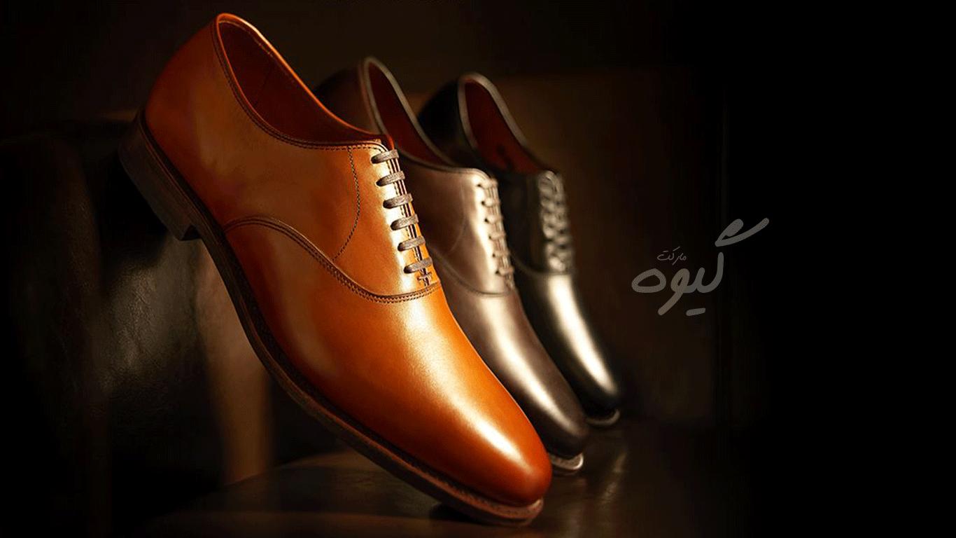 کفش مردانه – مجلسی رسمی مناسب