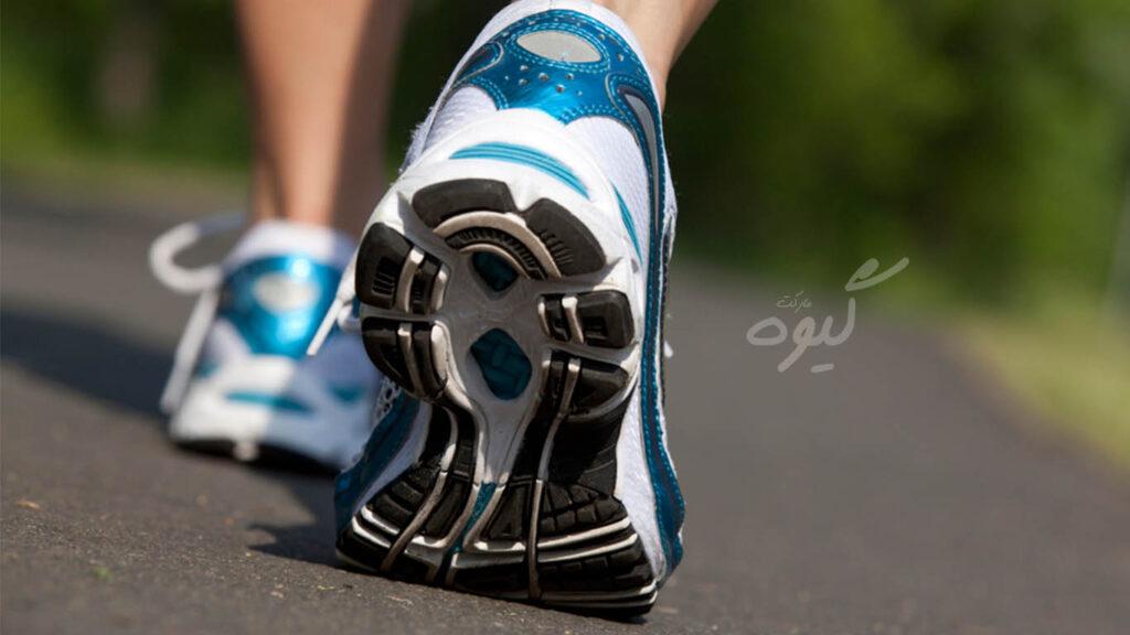 گیوه مارکت کفش مناسب پیاده روی
